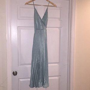 Fun wrap dress